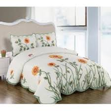 Coverlets And Quilts On Sale 160 Best Sunflower Bedroom Images On Pinterest Sunflowers