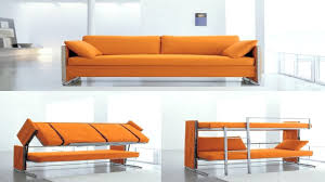 Sofa That Converts Into A Bunk Bed Sofa That Converts Into A Bunk Bed Materialwant Co