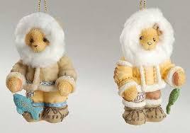 enesco cherished teddies ornament at replacements ltd