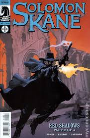 solomon kane comic books issue 2