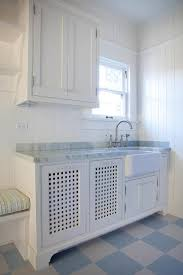 white and blue laundry rooms transitional laundry room kelly