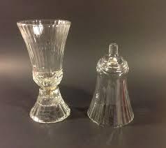 2 homco home interiors renaissance votive globes 1 stand crystal