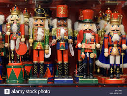 a diverse of nutcracker soldiers for sale at the macys stock