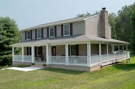 Wrap Around Porch by Wrap Around Porch Roof Framing Home Design Ideas