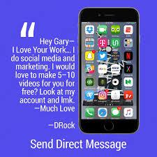 How To Network On Instagram Dm U2013 Gary Vaynerchuk U2013 Medium