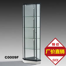 Triangle Cabinets Wine Cooler Partition Modern Brief Fashion Glass Triangle Cabinet