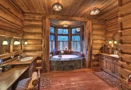 Log Cabin Bathroom Ideas Log Home Bathroom Ideas Home Planning Ideas 2018
