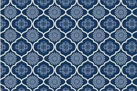 Morrocan Design Moroccan Seamless Patterns Vector By The Pen U0026 Brush