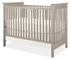 nest modern nursery crib modern cribs u0026 changing trays modern