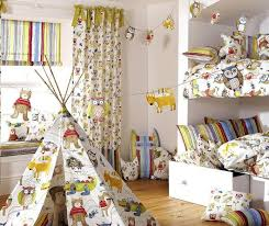 Rainbow Curtains Childrens Childrens Curtains And Accessories Kiddywinks Curtains