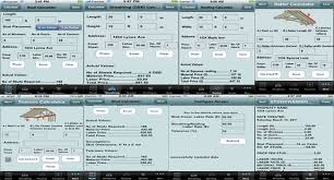 Roof Estimate by Roof Estimate By Square Footage Roofing Calculator Software