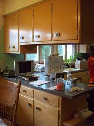 Brady Bunch Kitchen by A Peek Inside A 1957 Time Capsule Home Midcenturythriftygal