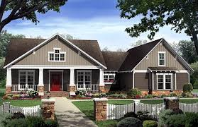 Bungalow Craftsman House Plans House Plan 59198 Bungalow Country Craftsman Plan With 2400 Sq