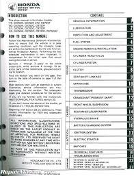 1979 1982 honda cb750 motorcycle service manual