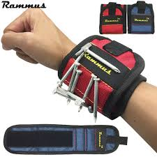 magnetic bracelet tool images Rammus 13 8 39 39 wrist support strong magnetic for screw nail holder jpg
