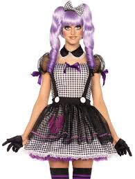 halloween costumes returns women u0027s dead doll costume halloween
