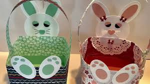 easter bunny baskets boy and girl easter bunny baskets stin up products part 1