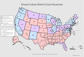 Circuit Court Map Maps Judicialnominations Org