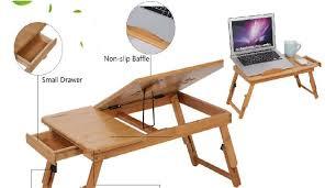 Computer Desk Portable Adjustable Vented Laptop Table Laptop Computer Desk Stand Portable