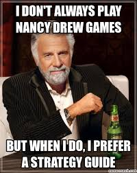 Nancy Meme - nancy drew memes her interactive