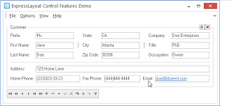 devexpress layout control video what s new in 2015 vol 1 devexpress