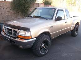Ford Ranger Truck Tires - kaizer678 1999 ford ranger regular cab specs photos modification