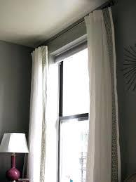 Greek Key Trim Drapes Ikea Linen Curtains U2013 Teawing Co