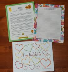 what to write thanksgiving a sle letter from compassion