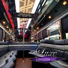 hummer limousine with swimming pool luxe limousines 33 photos party bus rentals 7233 general