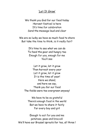 a harvest poem it s harvest time by sarahwesson teaching