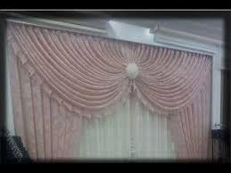 How To Make Curtain Swags How To Make Swags And Tails Curtains Heart Swag Youtube