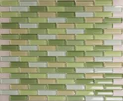Green Kitchen Backsplash Tile Green Kitchen Backsplash Tile With Design Gallery Oepsym