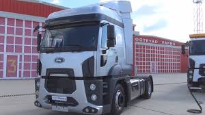 Ford Truck Interior Ford Trucks Cargo 1848t Euro 6 Tractor 2016 Exterior And