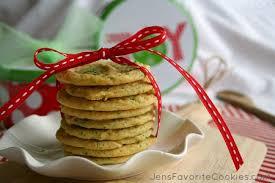 vanilla christmas sprinkle cookies jen u0027s favorite cookies