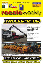 resale weekly 2436 by resale weekly issuu