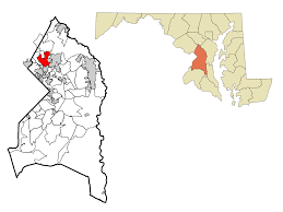 Md Usa Map by College Park Maryland Wikipedia
