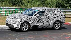 land rover suv sport land rover range rover sport coupe spied on track