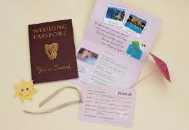 where to buy wedding invitations buy passport invitation online wedding invitation exclusively