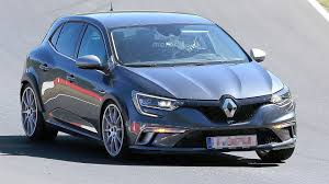 renault insider reveals megane rs will have fwd manual new 2 0 turbo