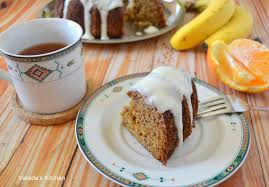 varada u0027s kitchen breakfast banana bundt cake bundtbakers