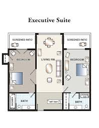 in suite floor plans lake county florida golf resort two bedroom suites mission inn