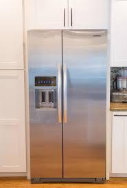 kitchenaid cabinet depth refrigerator kitchenaid refrigerator side by side kitchenaid 24 cuftsideside