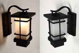 outdoor wall lamps retro porch light art deco wall lanterns iron