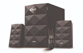 home theater system f d f u0026d a180x 2 1 multimedia bluetooth speakers now available at rs 3990