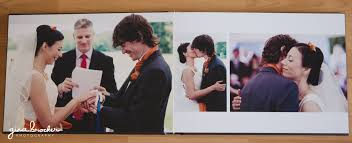 Wedding Album New Flush Mount Wedding Album Gina Brocker Photography