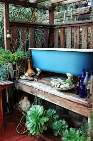 97 best outside bath images on pinterest outdoor showers