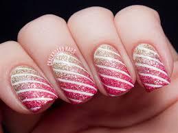 easy christmas nail art from santa hats to snowmen today com