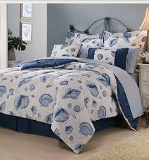 Fish Themed Comforters Seashell Beach Themed Tropical Queen Comforter Sheets Shams