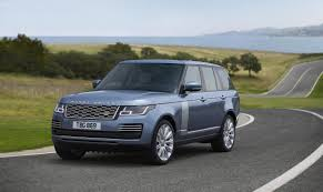 first range rover new range rover line up features a plug in hybrid