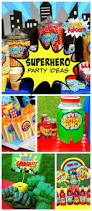 Welcome Home Party Decorations Best 25 Superhero Party Decorations Ideas On Pinterest Avengers